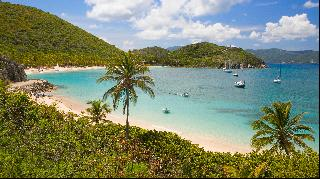 Five reasons to live in the British Virgin Islands