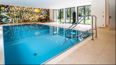 Five of the world's best homes for sale with indoor fitness facilities