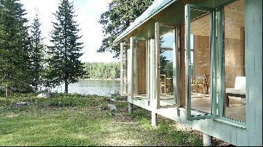 Architects embrace cabin fever