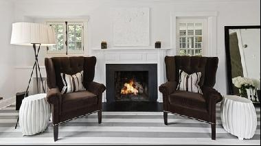 How to furnish a fireside