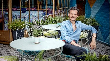 Matthew Williamson on how to be bold with pattern and colour