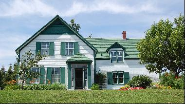 Fantasy home: an escape to nature inspired by Anne of Green Gables
