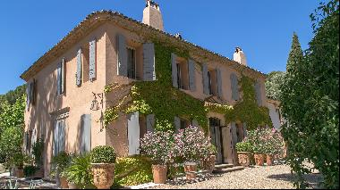 How celebrity hairstylist Frédéric Fekkai updated a Provence hunting lodge
