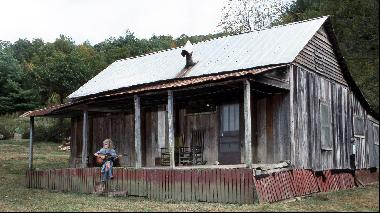 Fantasy home: teleported to Tennessee by a wistful Dolly Parton ballad