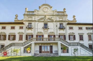 Chianti Classico - STUNNING ESTATE WITH LUXURY VILLA IN THE HEART OF TUSCANY