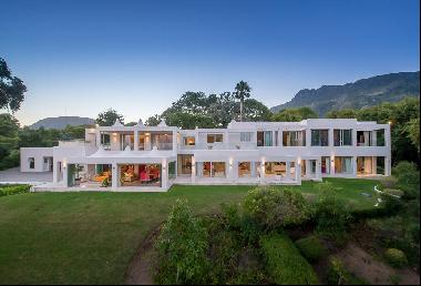 ENJOY OPULENT LIVING WITH BREATHTAKING MOUNTAIN AND SEA VIEWS