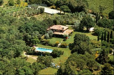 Beautiful Villa with breathtaking sea views of Monte Argentario