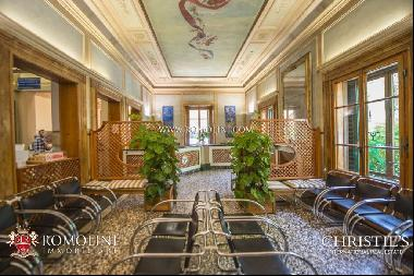 Florence - VILLA FOR SALE IN THE HISTORICAL CENTRE