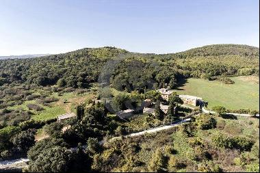 Ref. 2528 Charming Estate on The Hills of Siena - Tuscany