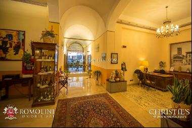 Tuscany - HOTEL FOR SALE, BUSINESS, INVESTMENT OPPORTUNITY IN TUSCANY
