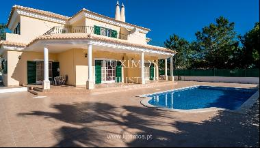 Villa for sale, with pool, close to golf, Vilamoura, Algarve, Portugal