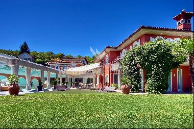 Fitness & relaxing ? a perfect match in this villa for sale in Carona
