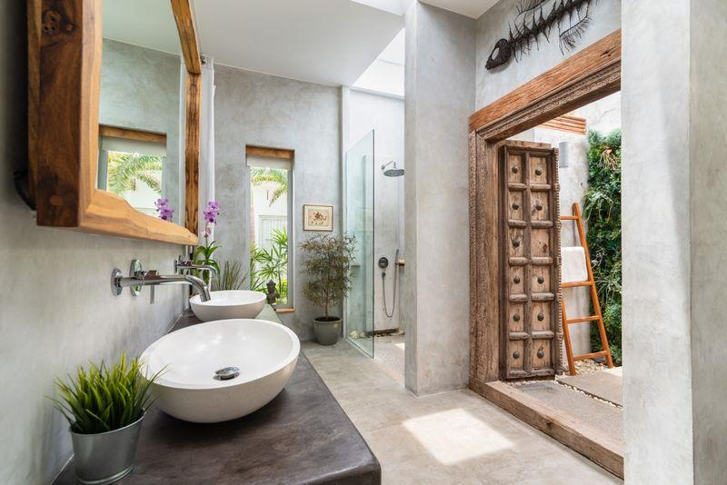 Blending traditional with modern