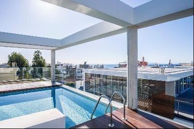 Beautiful Penthouse Maisonette