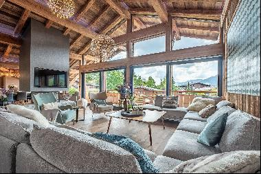 Luxury new chalet - Near the center and ski slopes