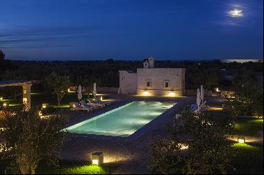 Villa Padronale, a relaxing property in a luxurious resort in Puglia