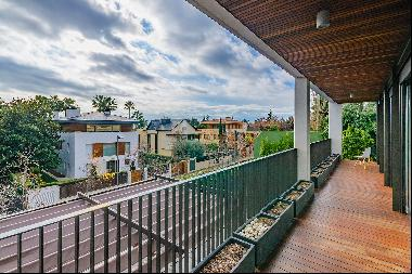 Modern and spacious property in Pedralbes