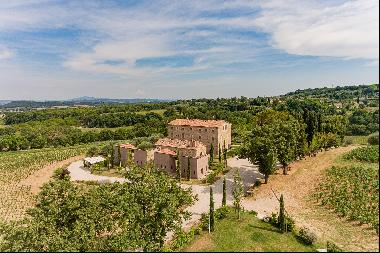 Podere Etrusco, the ideal place for a relaxing stay immersed in nature
