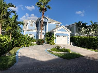 Sandyport Canal Front Home - Governor's Cay