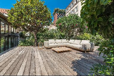 Cannes - Rare town house