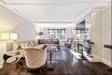 Don't miss this beautifully renovated pre-war home in a stunning Art Deco Pre War doorman