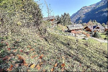 FOR SALE PLOT IN CHAMPERY
