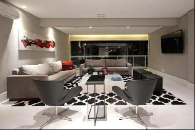 Astonishing 360 view penthouse in Campo Belo
