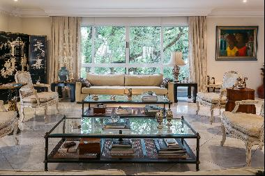 Elegant apartment with charming wide spaces in Jardim Guedala