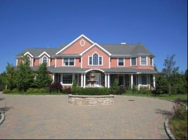This beautiful 6 bedrooms and 5 and one half bath house is close to Southampton Village an