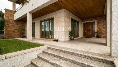 Luxury villa, with front and river views, Esposende, Portugal