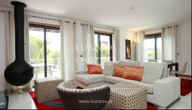 Sale of apartment with golf view in Vale do Lobo, Algarve, Portugal