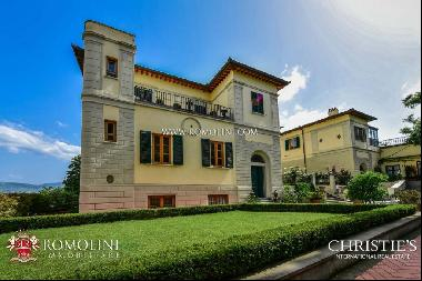 Florence - LUXURY APARTMENT WITH PANORAMIC TERRACE IN FIESOLE