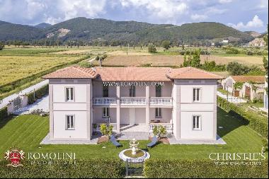 Tuscany - ECO-FRIENDLY VILLA FOR SALE NOT FAR FROM THE SEA, PISA