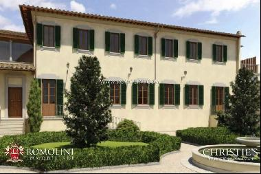 Tuscany - OLD CONVENT FOR SALE IN FLORENCE, TUSCANY