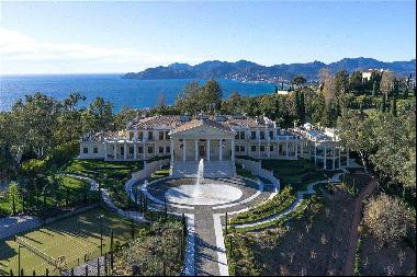 Luxury Turnkey Palace in the hills of Cannes for sale