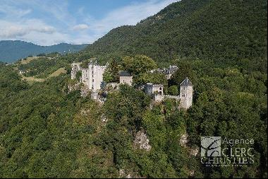Between Chambery and Albertville, chateau