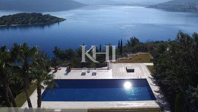 Prime Sea Front Villa in Bodrum