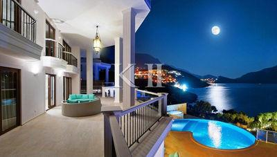 Luxury Beachfront Villa In Kalkan, Turkey