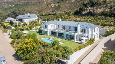 Arguably the best views of the Constantia Valley! Within one of Cape Towns most exclusive