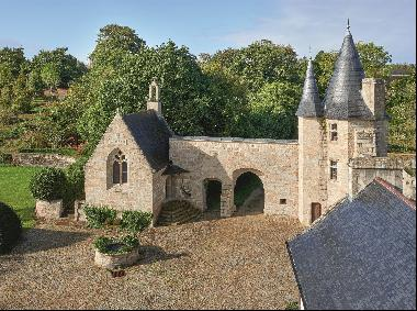 Chateau in Brittany