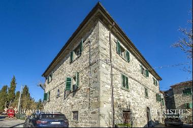 Tuscany - MANOR HOUSE FOR SALE IN CAPRESE MICHELANGELO