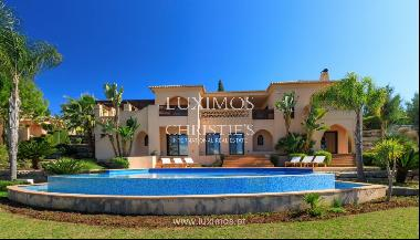 Villa for sale, with 5 bedrooms and terrace, Silves, Algarve, Portugal