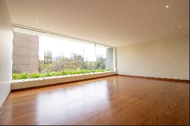Nice apartment in exclusive area of ??San Isidro with private park