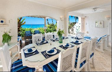 Charming beach front apartment