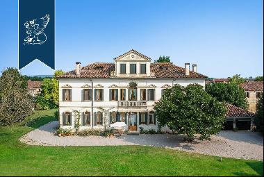 Venetian 16th-century estate of great historical and architectural value