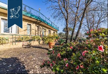 Wonderful property with breathtaking view over Florence