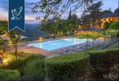 Wonderful property surrounded by nature for sale in Umbria