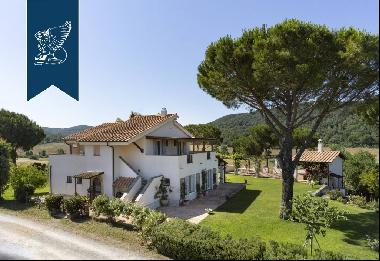 Luxury property for sale near Argentario