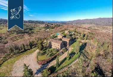Luxurious property with pool for sale near Florence