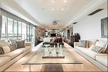 Apartment with leisure area and panoramic views